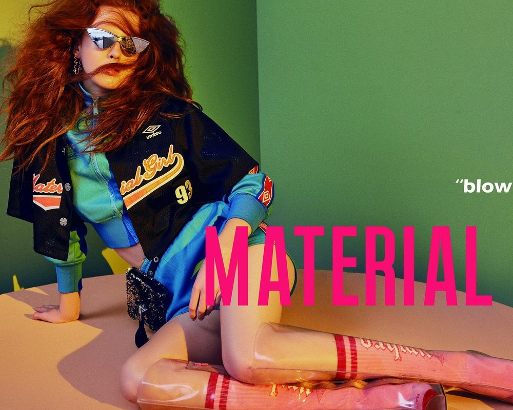 MATERIAL GIRL FW18 CAMPAIGN -