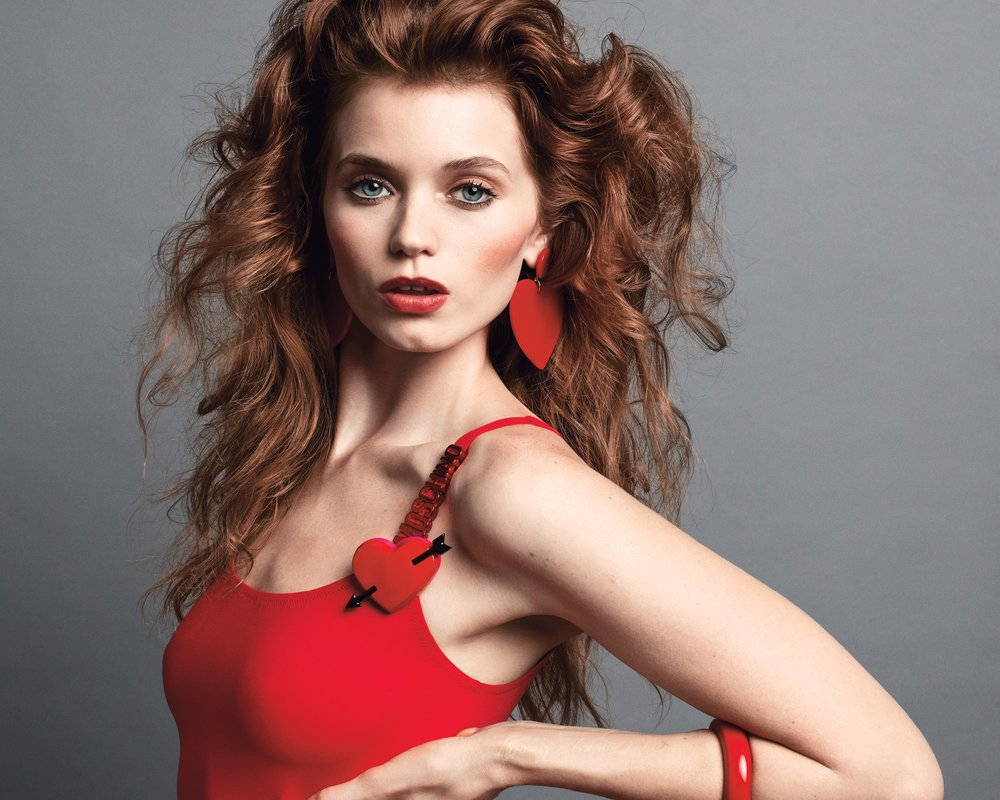 Abbey lee by inez and vinoodh - v magazine -