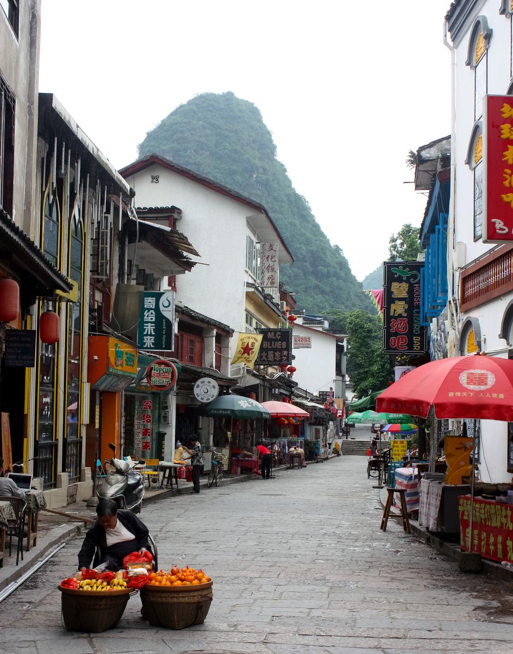 West Street, Yangshuo, China