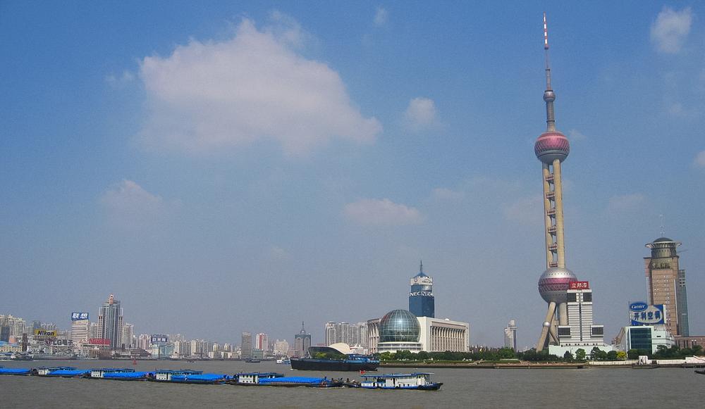 2004, Shanghai, China