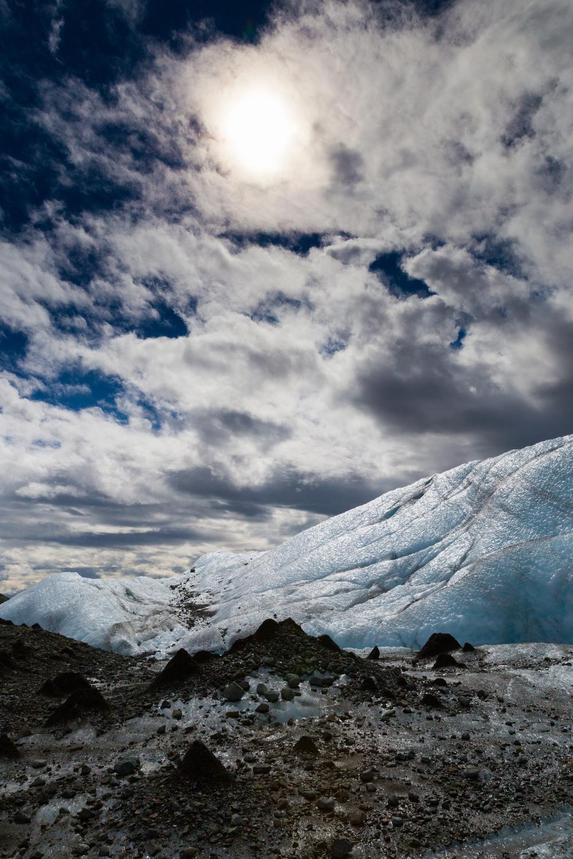 Root Glacier, Alaska