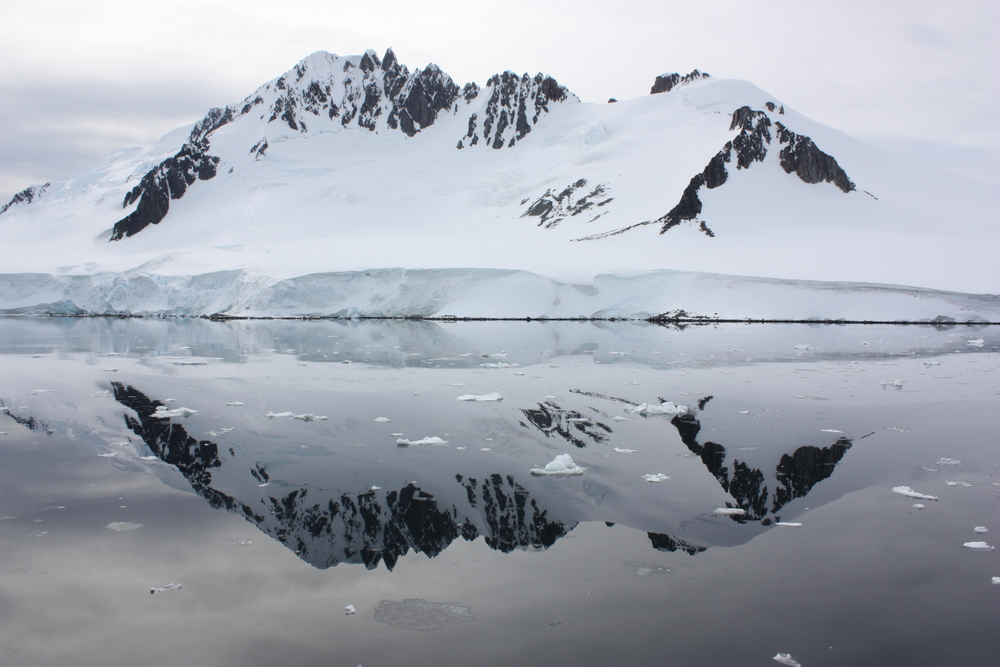 Mirror Reflection, Antarctica