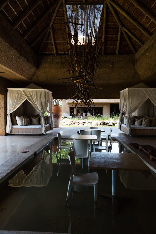 Earth Lodge, Sabi Sabi, Kruger National Park, South Africa