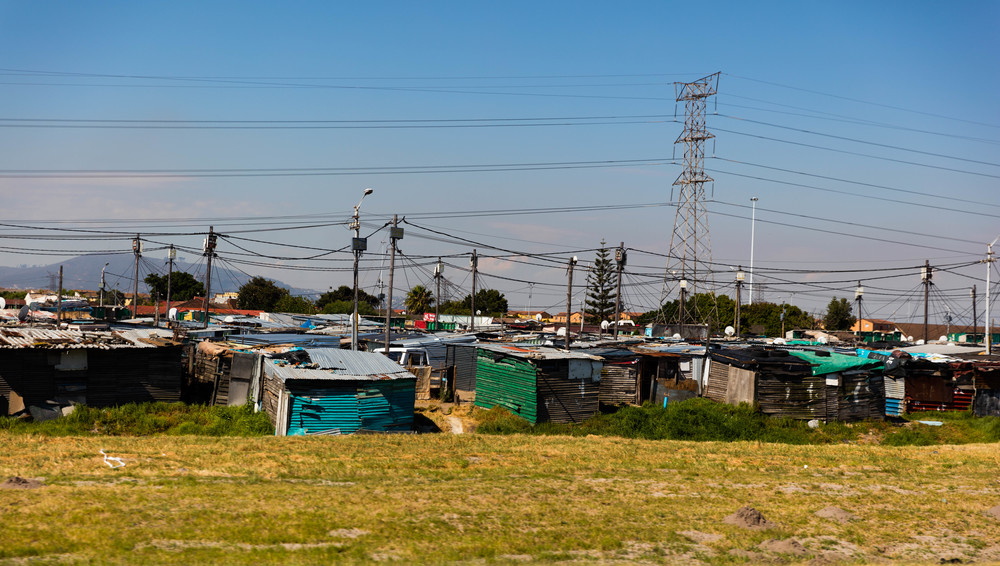 Township, Cape Town, South Africa