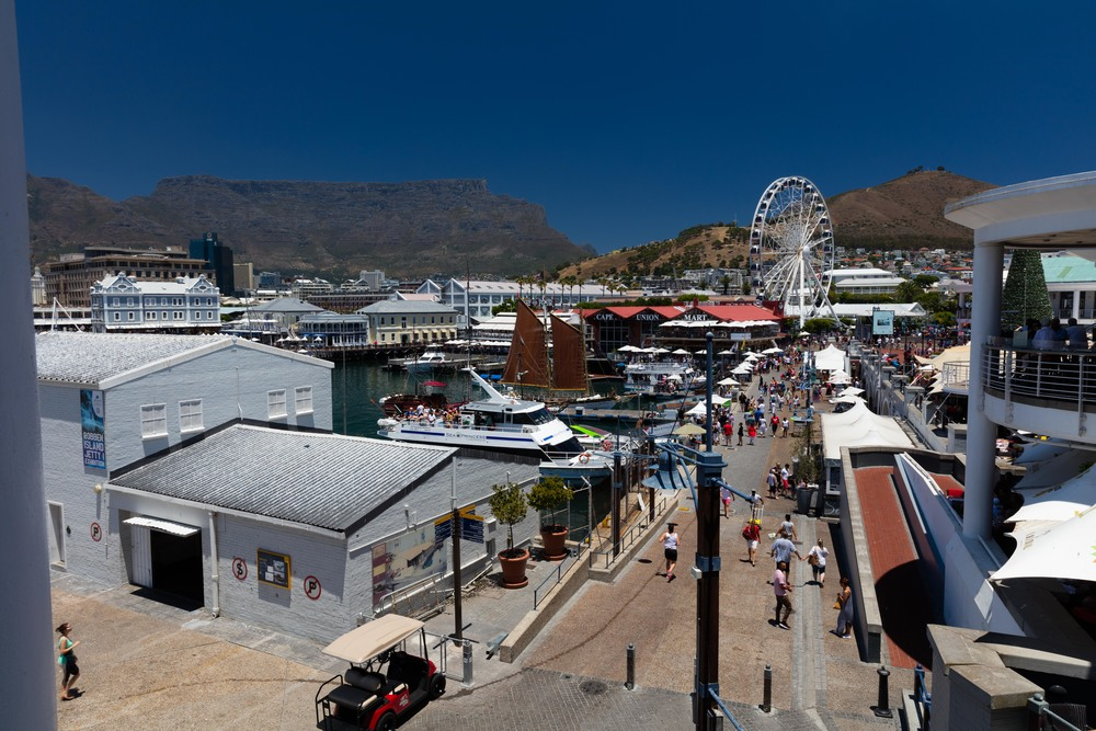 Wharf, Cape Town, South Africa