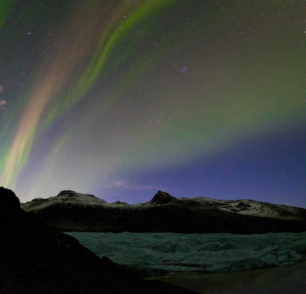 Vatnajökull Glacier, Skaftafell, Iceland