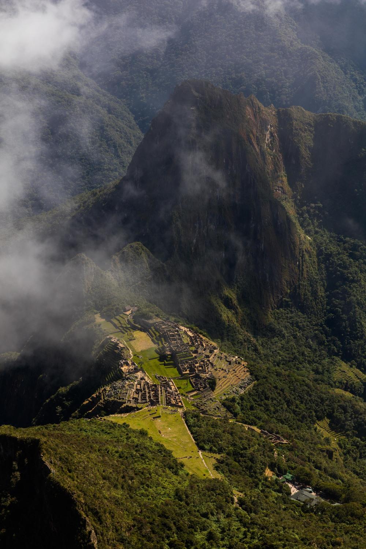 Montana Machu Picchu, Machu Picchu, Peru