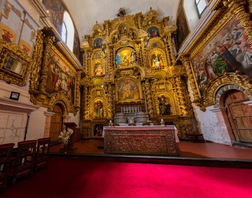 Cusco Catherdral, Peru