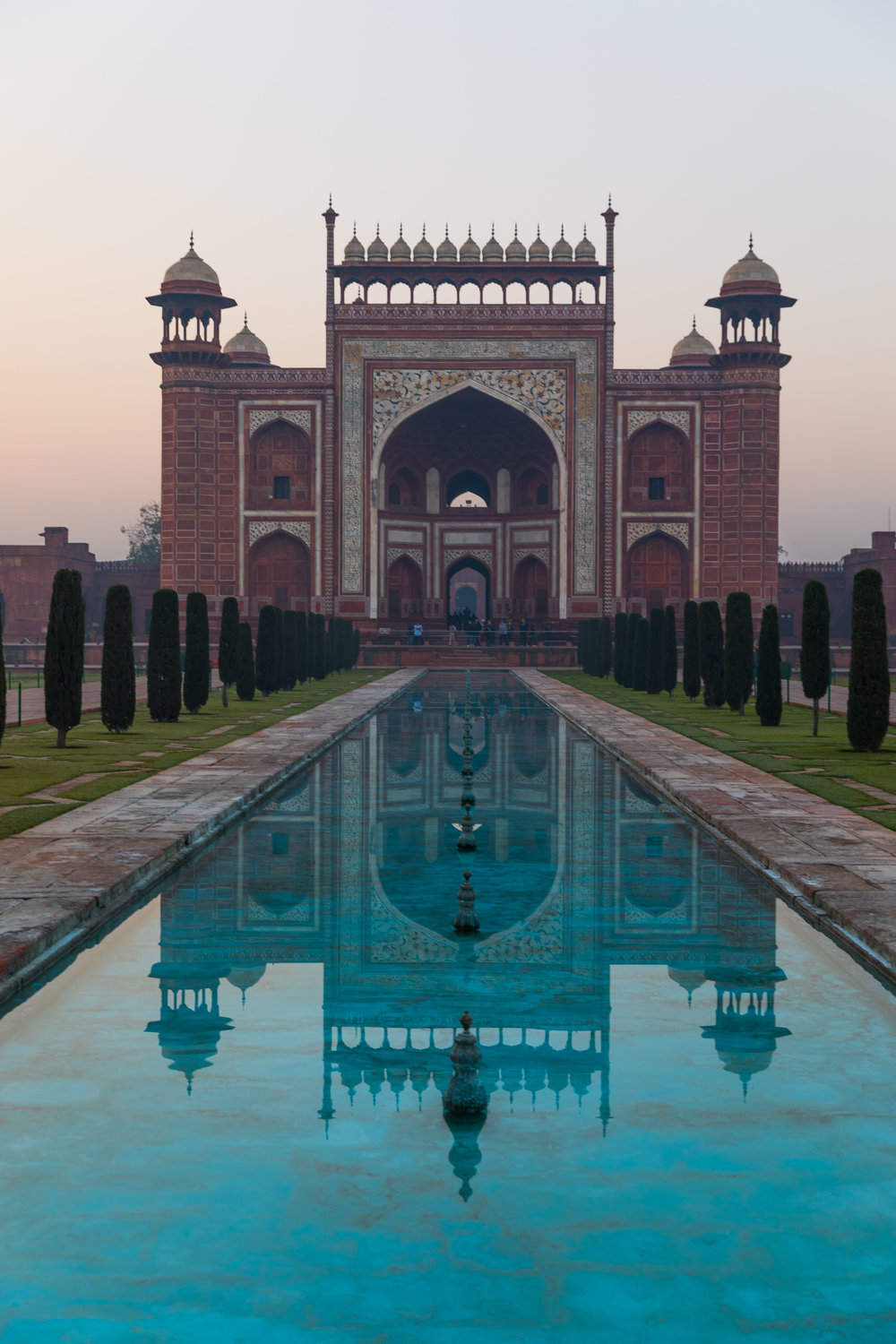 Royal Gate, Taj Mahal, Agra
