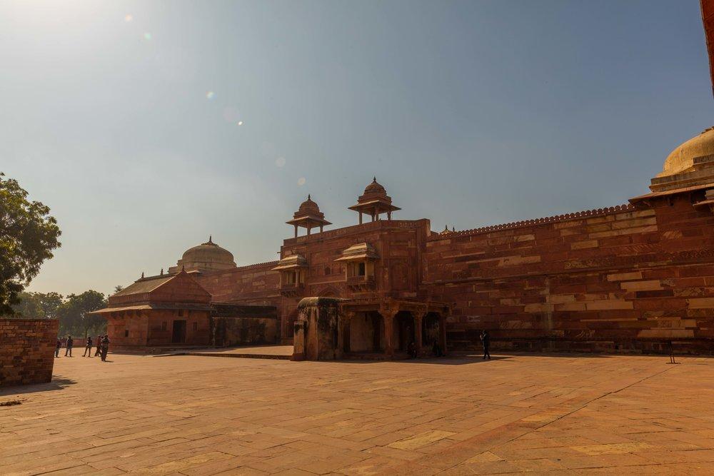 Jodhabai Palace, Fatehpur Sikri
