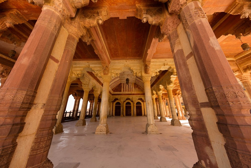 Diwan-i-Am, Amber Fort, Jaipur