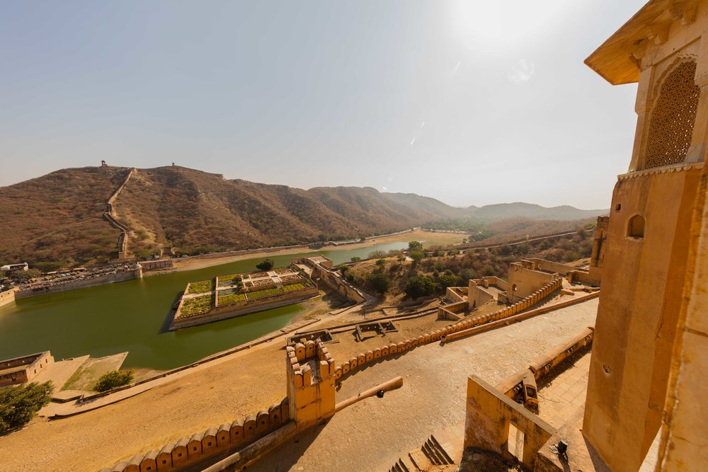 Maota Lake and Kesar Kyari, Jaipur