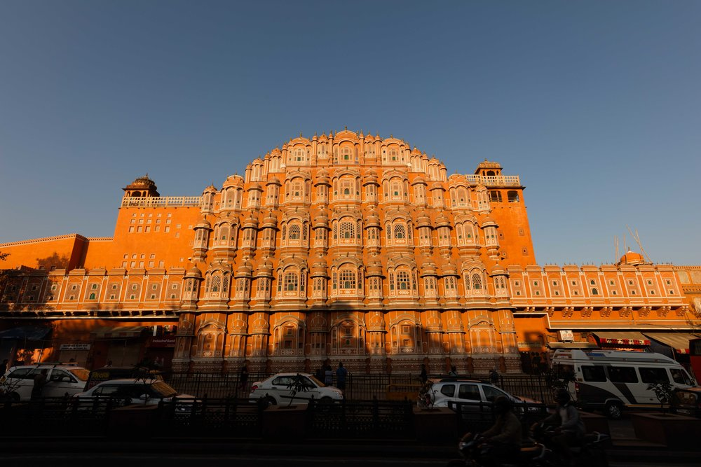 Hawa Mahal, The Palace of Wind