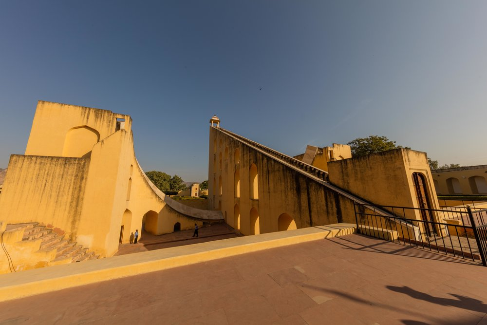 World's Largest Sundial, Jantar Mantar