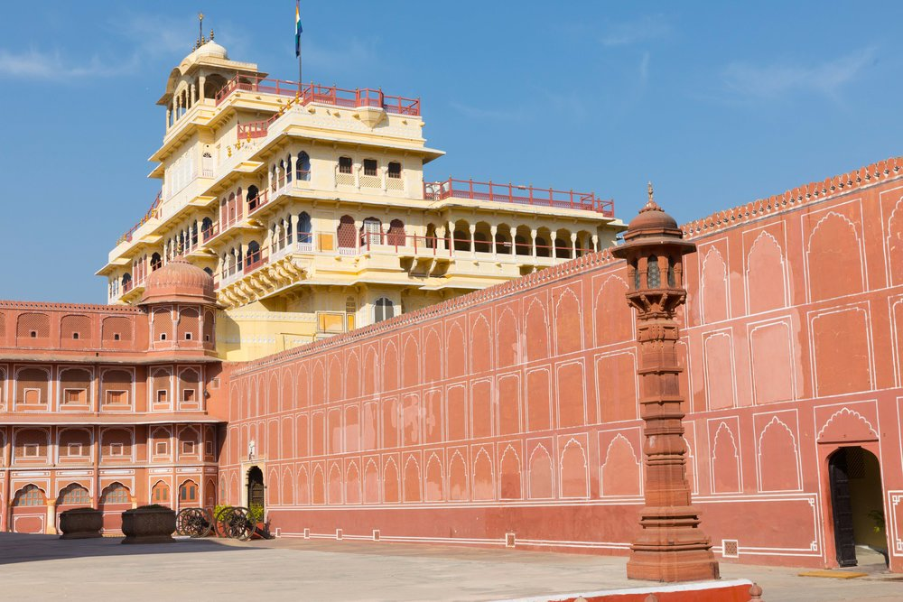Chandra Mahal, City Palace Jaipur