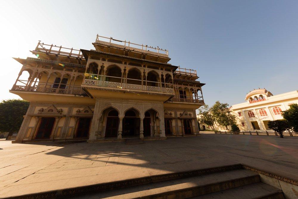 Mubarak Mahal, City Palace, Jaipur