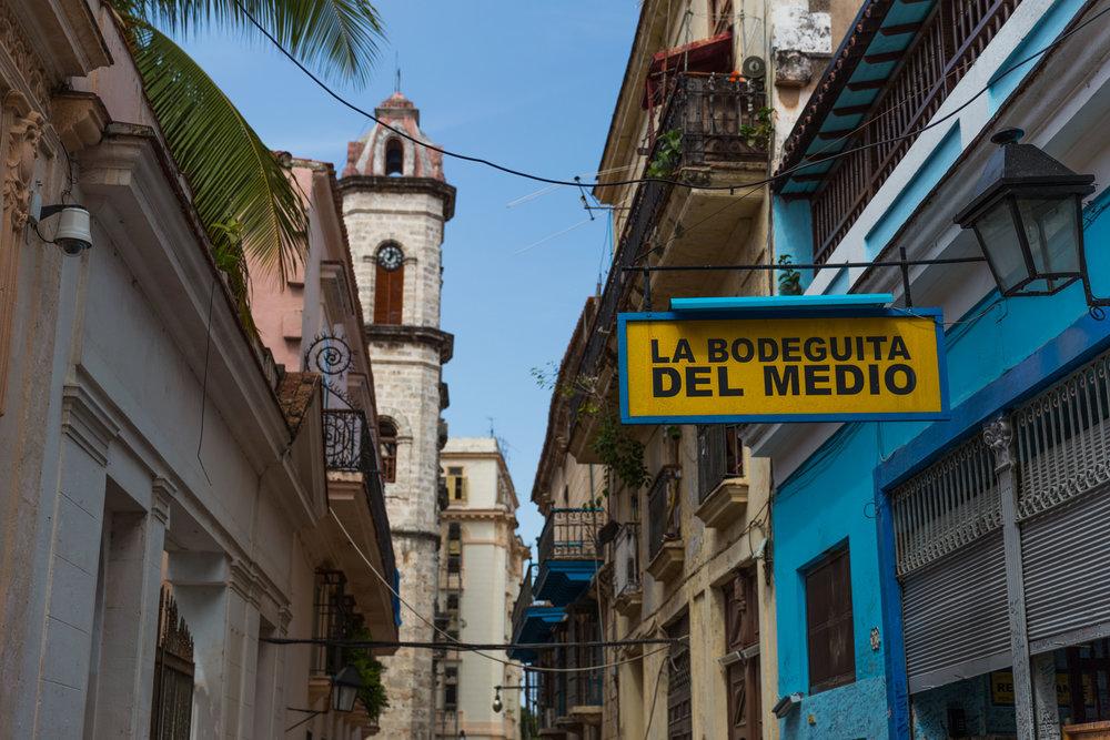 La Bodeguita Del Medio, Havana, Cuba