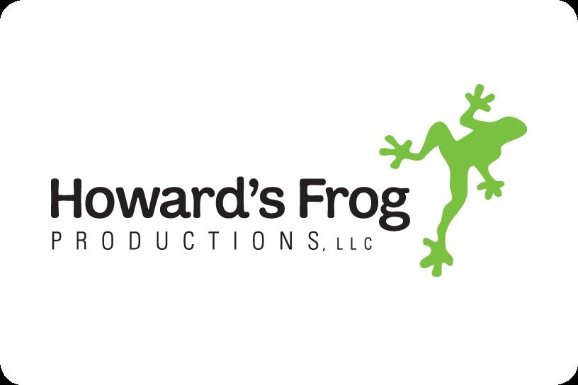 Howard's Frog Logo