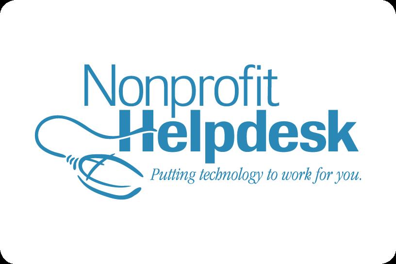 Nonprofit Helpdesk Logo