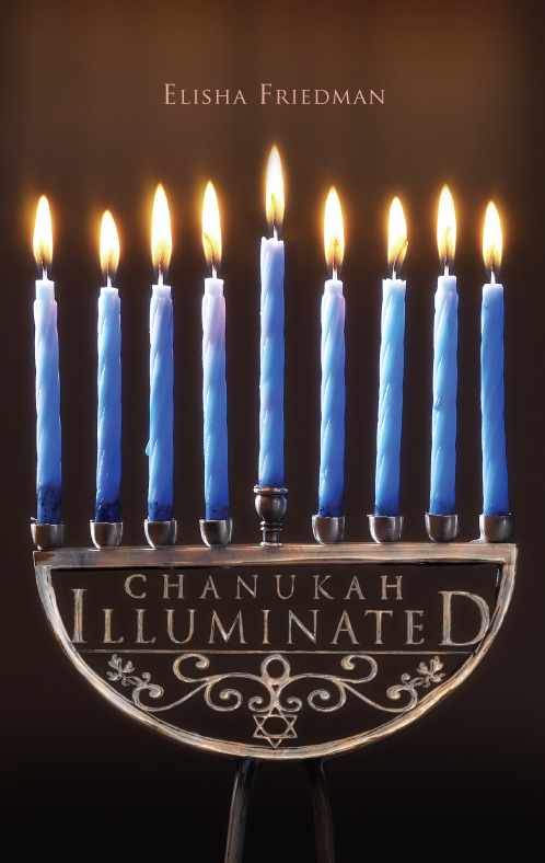 Chanukah Illuminated Cover