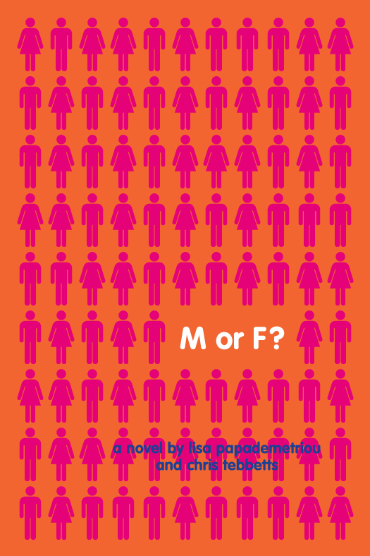 M or F? Cover