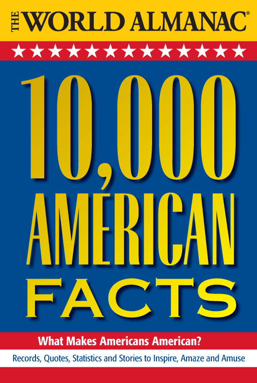 10,000 American Facts Cover