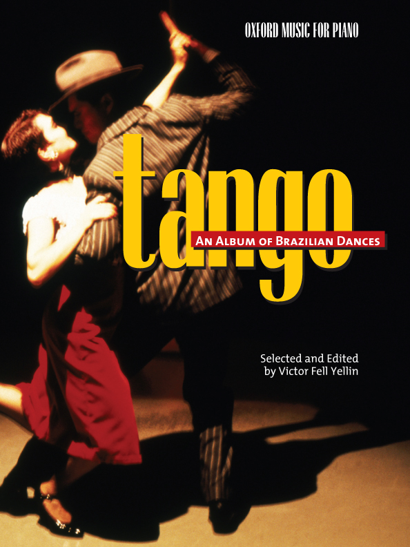 Tango: An Album of Brazilian Dances Cover