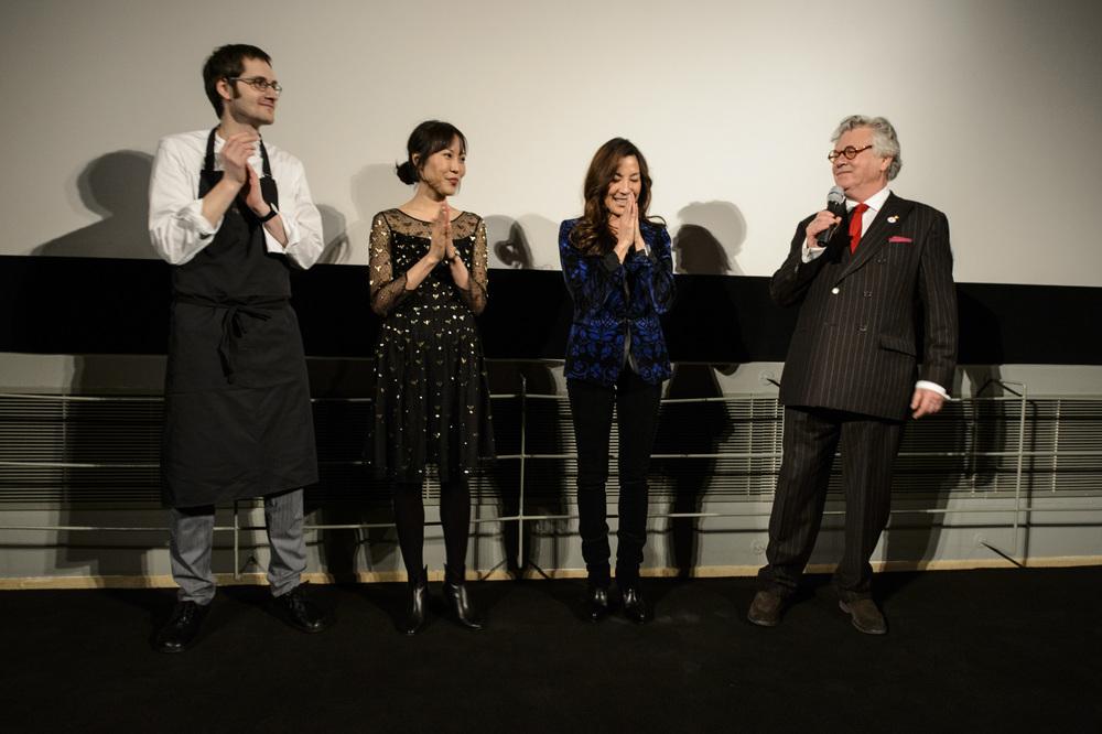 베를린 국제 영화제 주최 <파이널 레시피> 기념 갈라 디너  사진 작가 Piero Chussi 제공 베를린 필름 페스티벌