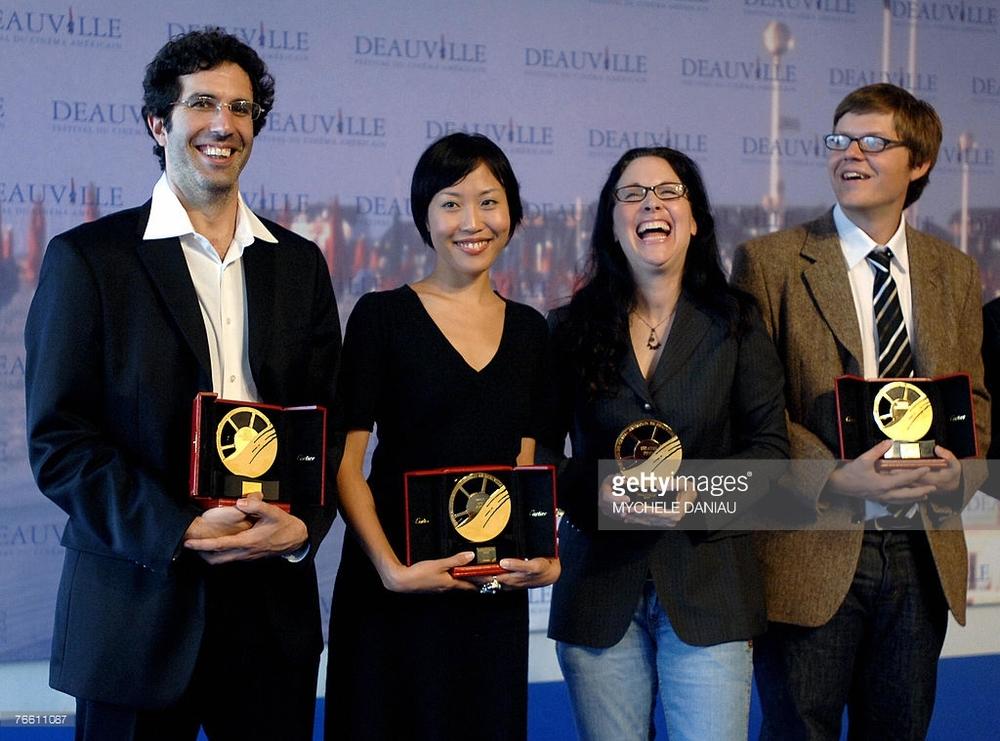 Deauville American Film Festival Jury Prize  Never Forever