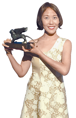 "Director Kim Gina's ""Bloodless"" was given the Best VR Story Award at the 74th Venice International Film Festival, which wrapped on Sept. 9."