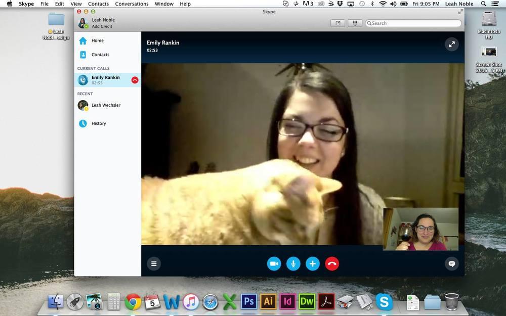 CreativeSoulWeekend_SkypeChat