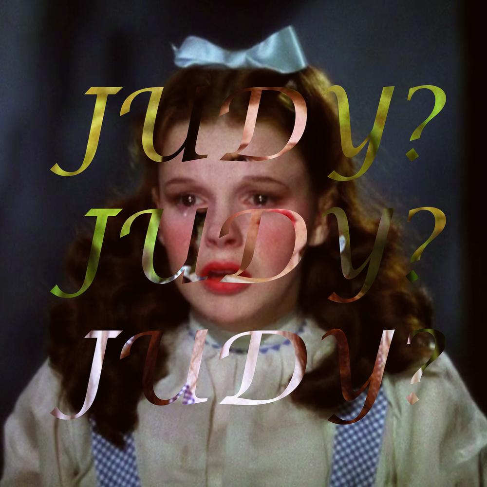 Judy? Judy? Judy?