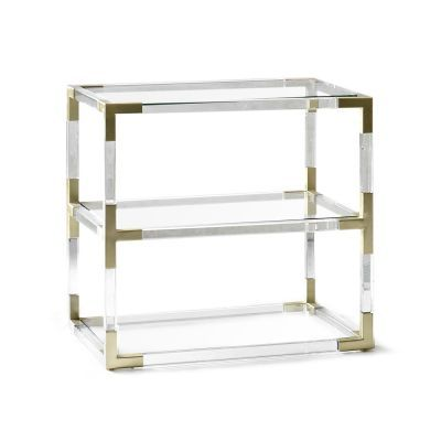 Jacques 2-Tier Side Table