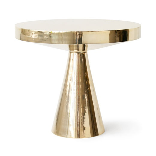 Hans Pedestal Side Table