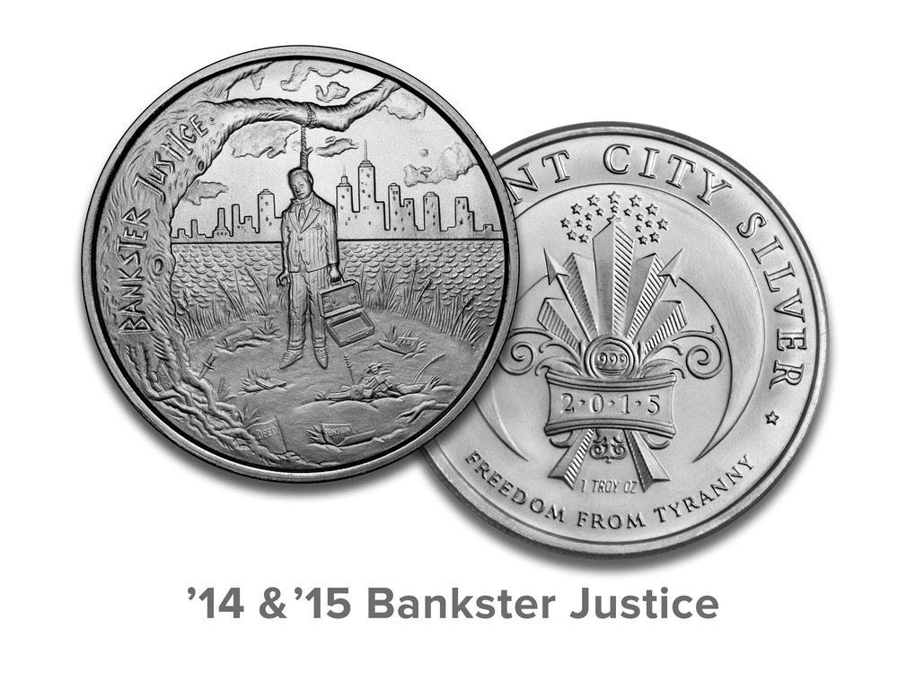 2014 Bankster Justice Crescent City Silver Retired Collection.jpg
