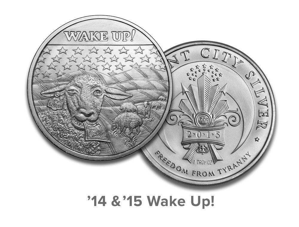 2014 Wake Up - Crescent City Silver Retired Collection.jpg