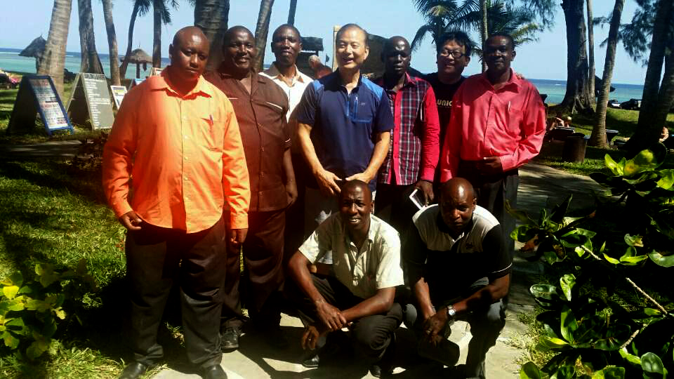 MonthlyReport of Nov 2014 -with Mombasa Divine Connection Group.JPG