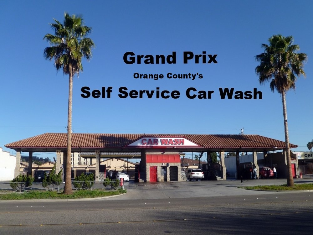 Grand prix car wash solutioingenieria