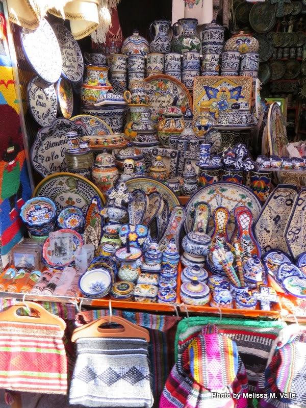 Talavera Poblano Pottery