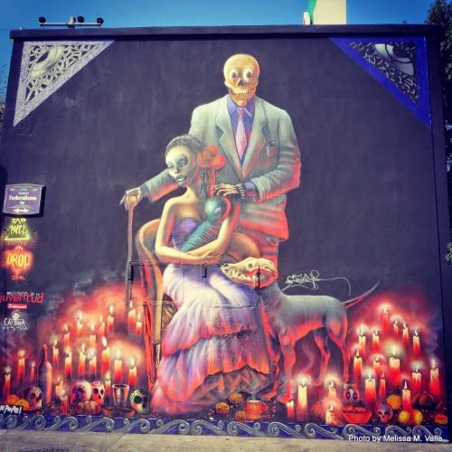 Mural in Guadalajara