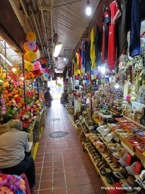 "Mercado Libertad ""Liberty Market"" or San Juan de Dios"