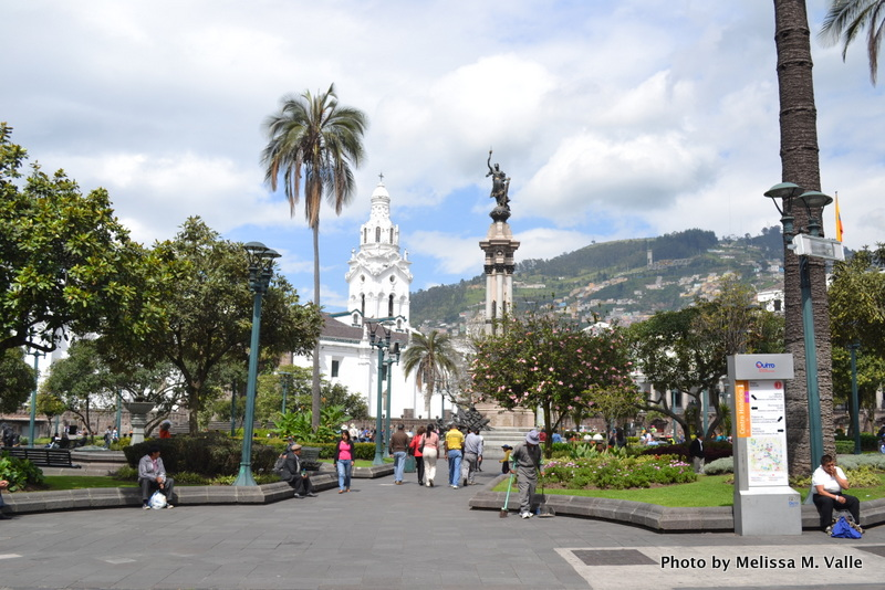 Historic Centre of Quito