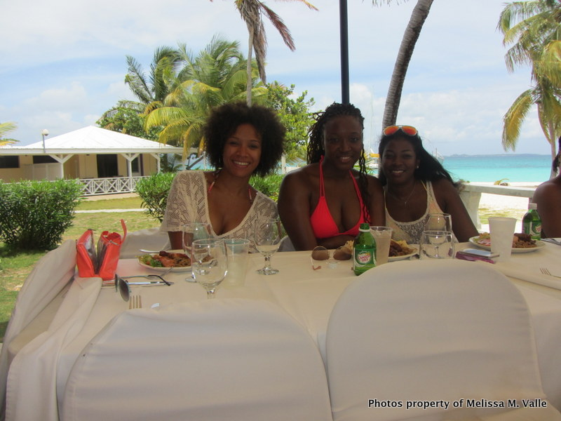 5.24.14 Omar Hamilton's travelfamily beach party in Anguilla — with Melissa Horn and Tamar S. Hylton at Beach Bar at Anguilla Great House Beach Resort (51).JPG