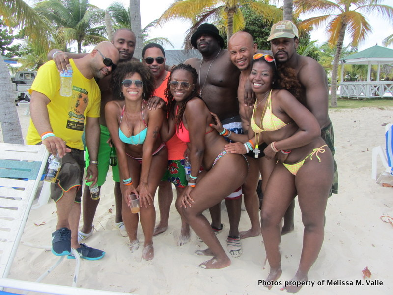 5.24.14 Omar Hamilton's travelfamily beach party in Anguilla — with Melissa Horn and Tamar S. Hylton at Beach Bar at Anguilla Great House Beach Resort (91).JPG