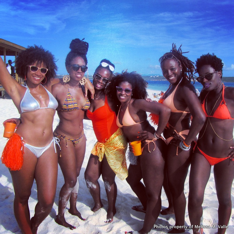5.25.14 Booze Cruise to OhPsalms' private island! Travel fam substitution crews stand up! — with Tracey Coleman, Michaelle Francois, Tamar S. Hylton, Melissa Horn and Melody Henderson IG.JPG