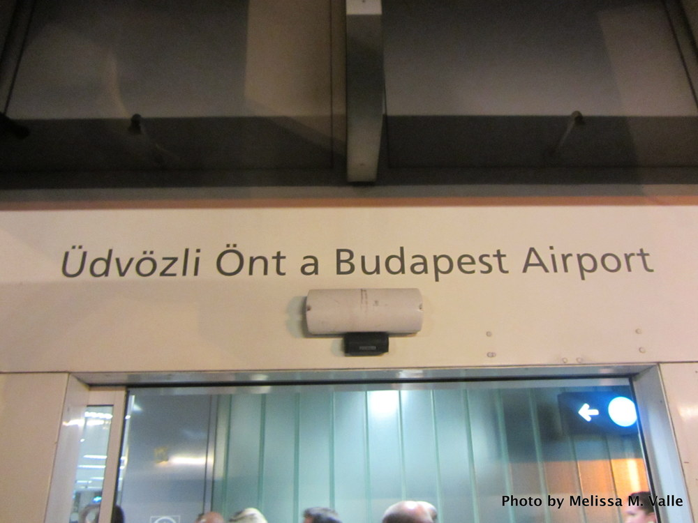 Welcome to Budapest