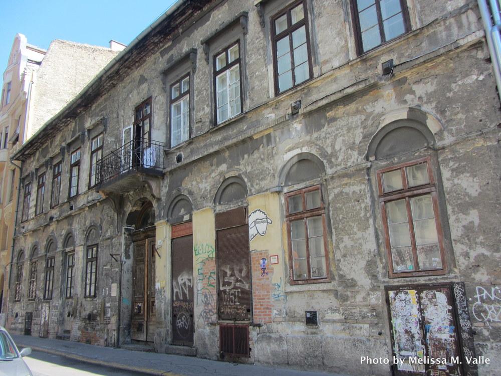 Budapest Ruin