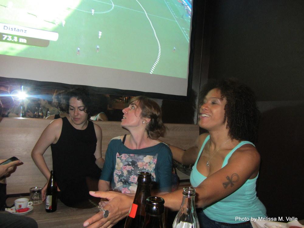 7.8.14 Vienna, Austria-Watching Brasil v Germany world cup match (6).JPG