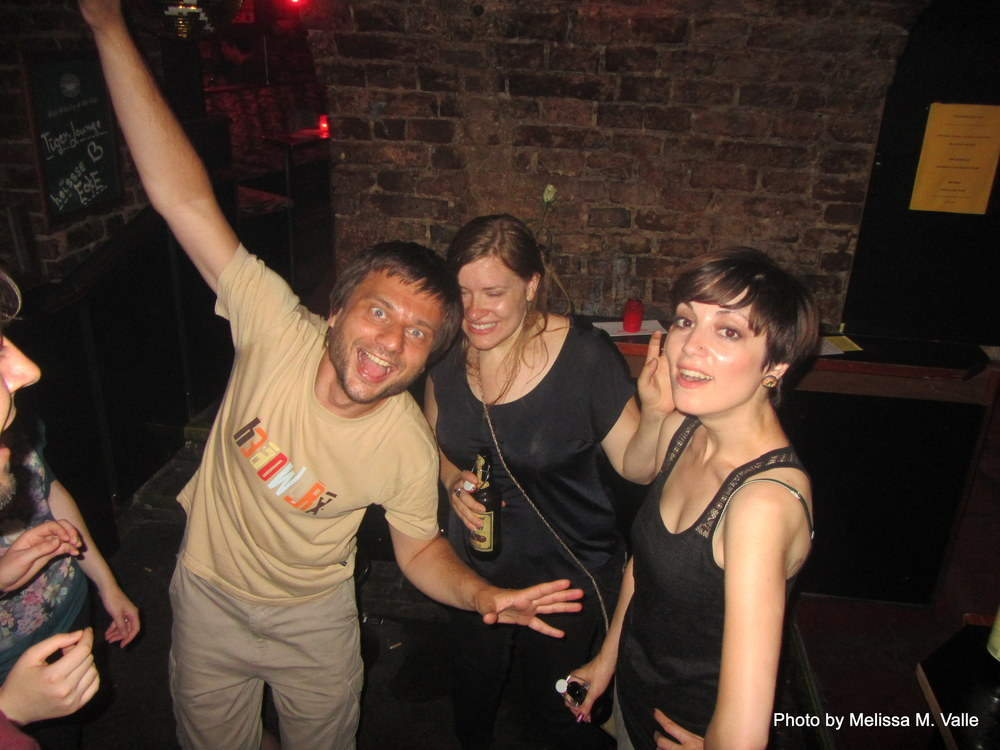 7.8.14 Vienna, Austria-Hanging at Bricks Lazy Dance after match  (14).JPG