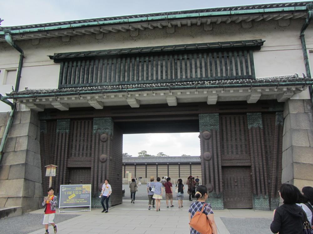 7.19.14 Kyoto, Japan-Nijō Castle (2).JPG